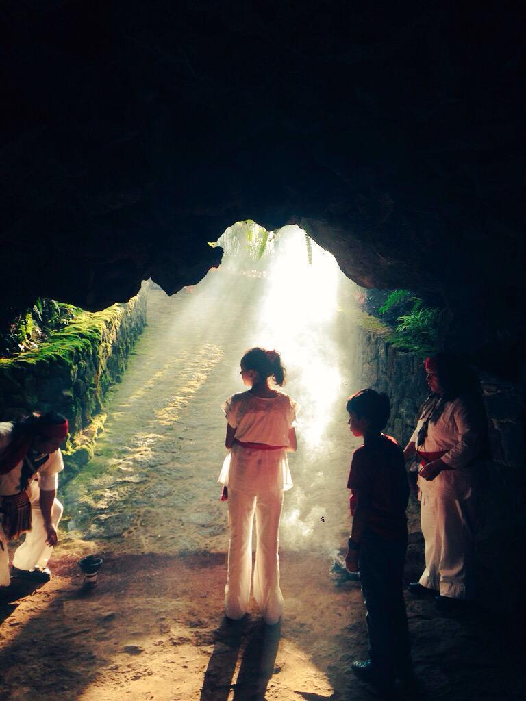 Cueva de la Orquídea en Xalapa, Veracruz