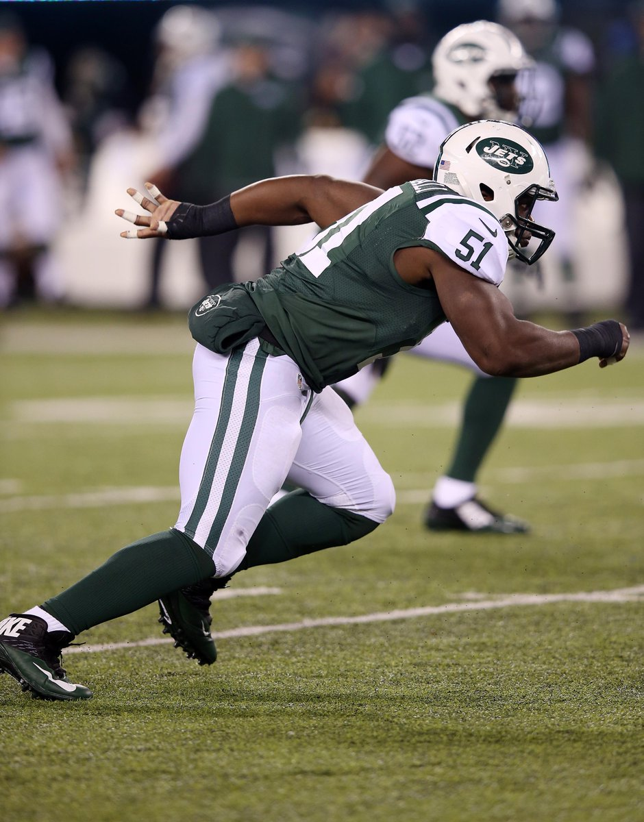 Bills claim IK Enemkpali after release by Jets for breaking Geno Smith's jaw