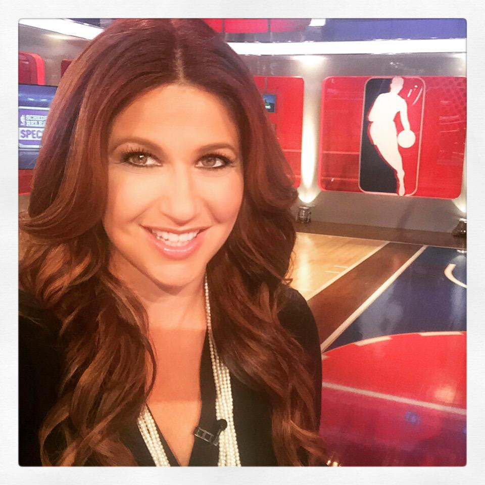 Phteven On Twitter At Rachelnichols At Nbatv Rachel Nichols Is