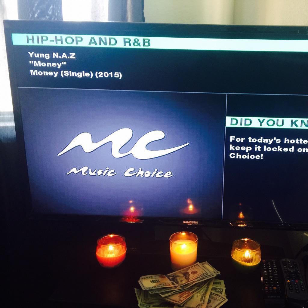 @DJHONES Check out: Yung N.A.Z Ft Royce Rizzy - Money (Prod By KMG Beats) http://t.co/Dh6hyoyYtC http://t.co/NH2QtpKakL