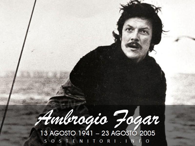 Ambrogio Fogar, tra imprese e tragedie