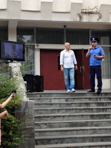 СБУ: Главный архитектор города Изюм задержан при получении взятки - Цензор.НЕТ 4978