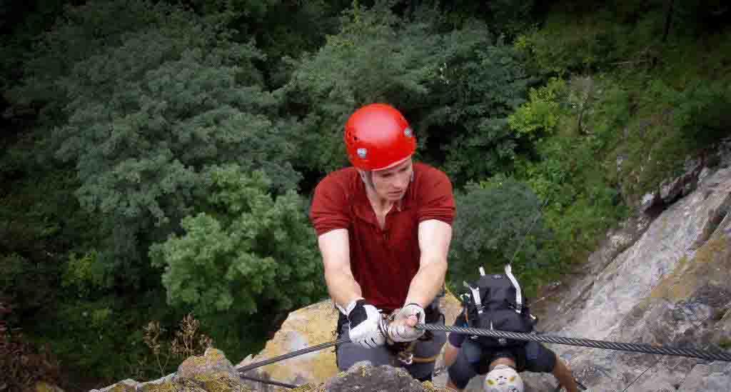 Klettersteig Uk : Klettersteig tour für fortgeschrittene am gardasee günstig