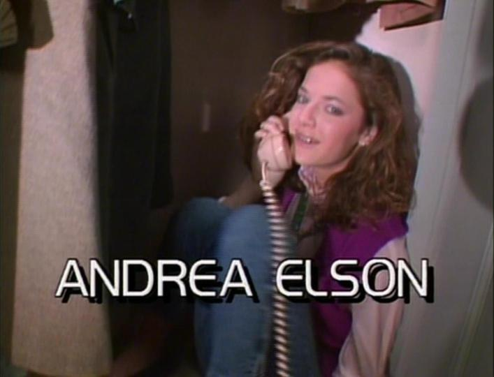 Elson hot andrea Andrea Thompson