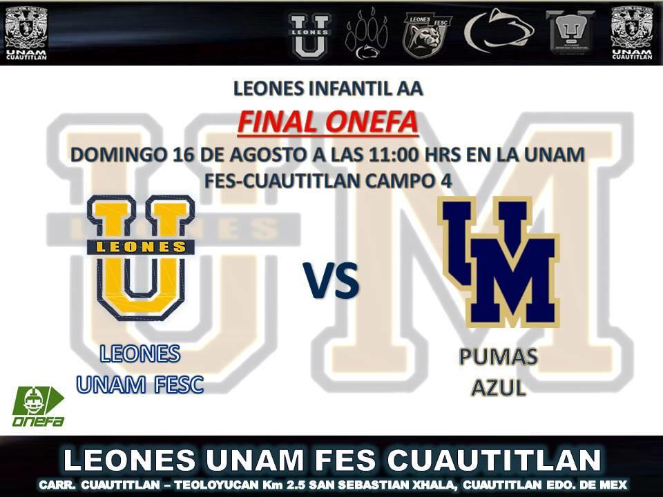 LEONES FES-C UNAM (@fesc_football) | Twitter