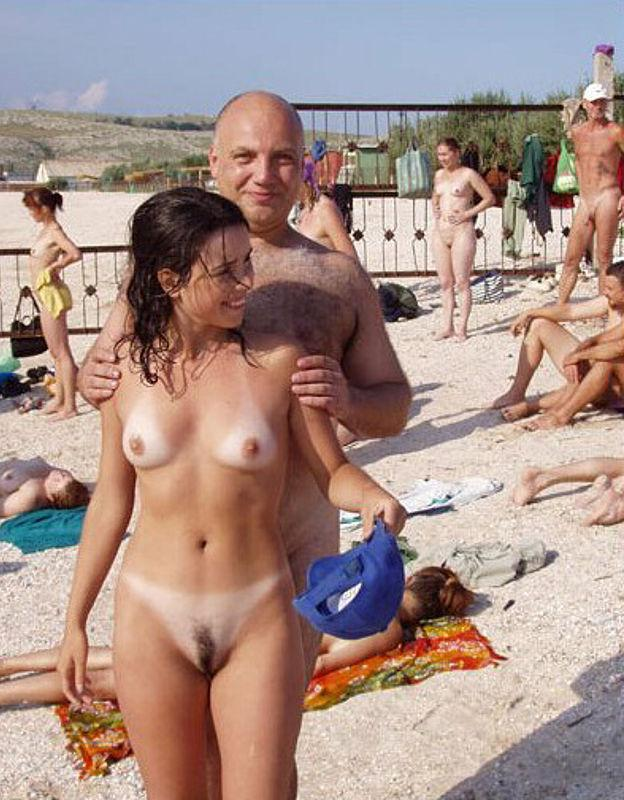 nudist family daddy daughter
