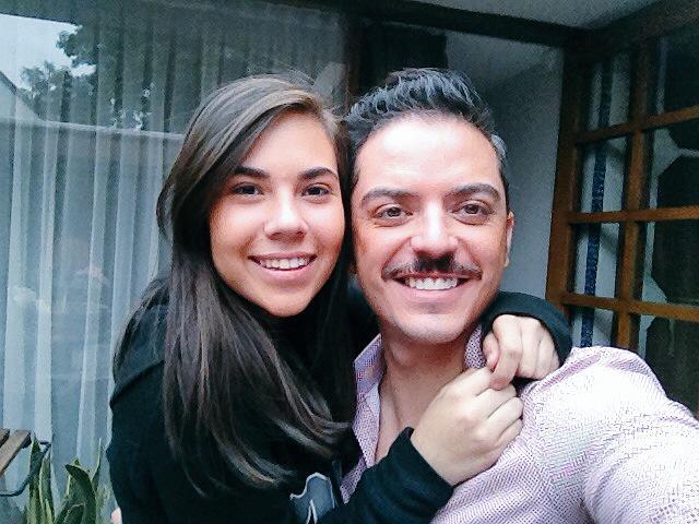 Con mi querida @JossZuckerman #FinalAmoresConTrampa @EmilioLarrosaTV #AmoresConTrampa @TelevisaTVmx http://t.co/Mynb1X0yPG