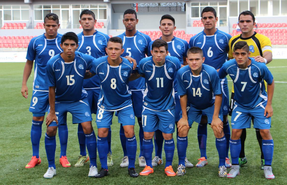 Eliminatorias UNCAF 2015 - Olimpicos Brasil 2016: El Salvador 0 Costa Rica 0. CMUraWGU8AA5Zat