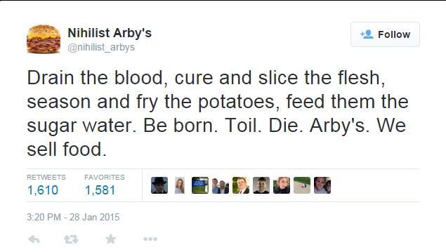 nihilist arbys latest news breaking headlines and top stories