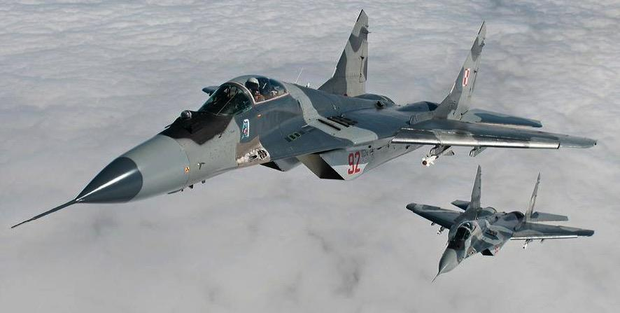Polish Air Force is using 3D printers to modernize and improve their MiG-29 fleet  http://t.co/ndSVd9OJB9 http://t.co/8SKodiVIY5