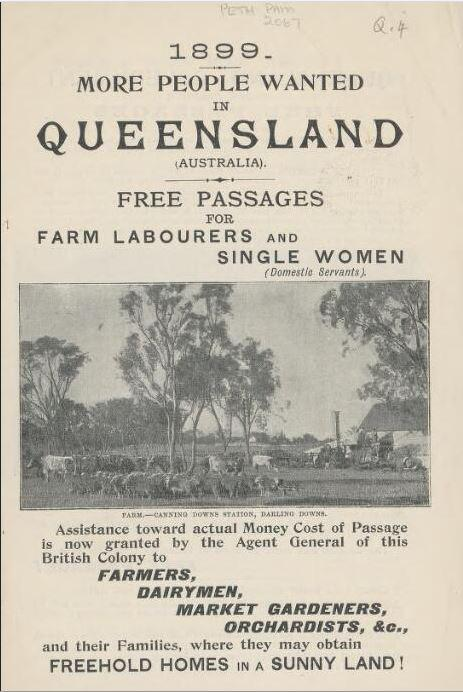 Recently digitised Queensland-related titles from @nlagovau now available on @TroveAustralia  http://t.co/W1eK6zeW33 http://t.co/qhwaU0FWon