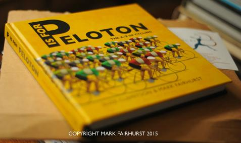 •P is for Peloton• Advance orders: http://t.co/W4YXAROW9W #cycling #facts #art #book http://t.co/XARxKBCZ8k