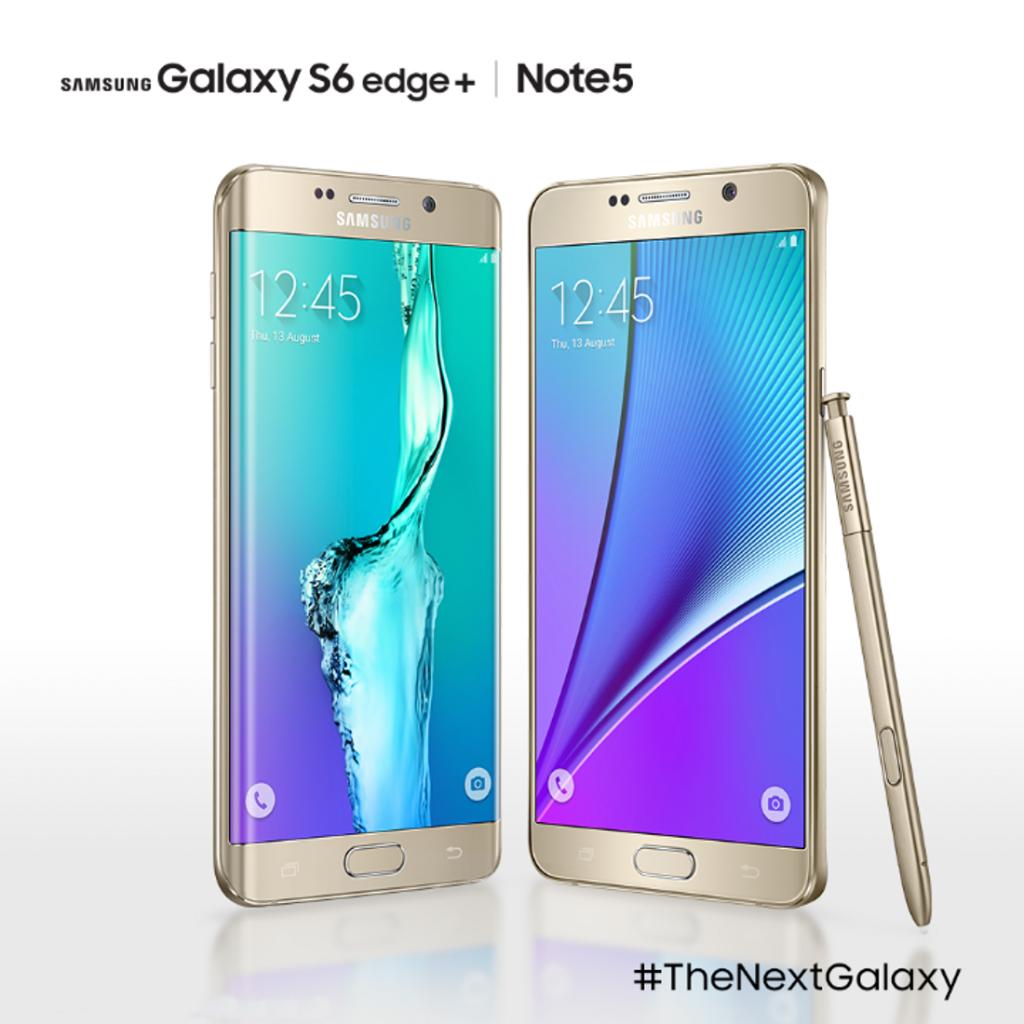 Samsung Galaxy Note 5 купить смартфон Galaxy Note 5 в
