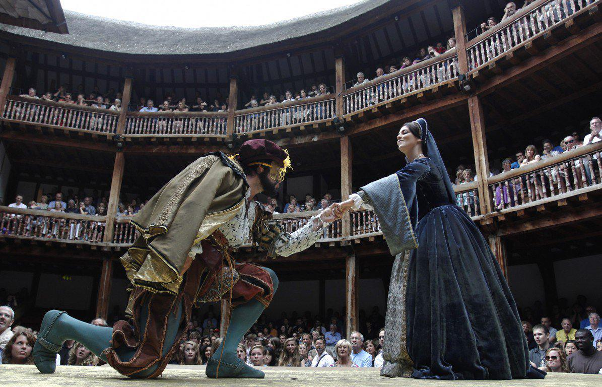 Why is shakespeare taught in schools?