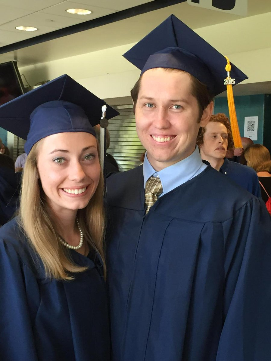 Cassie & Calvin walking together!#BYUGRAD http://t.co/9PaBsNmd5a