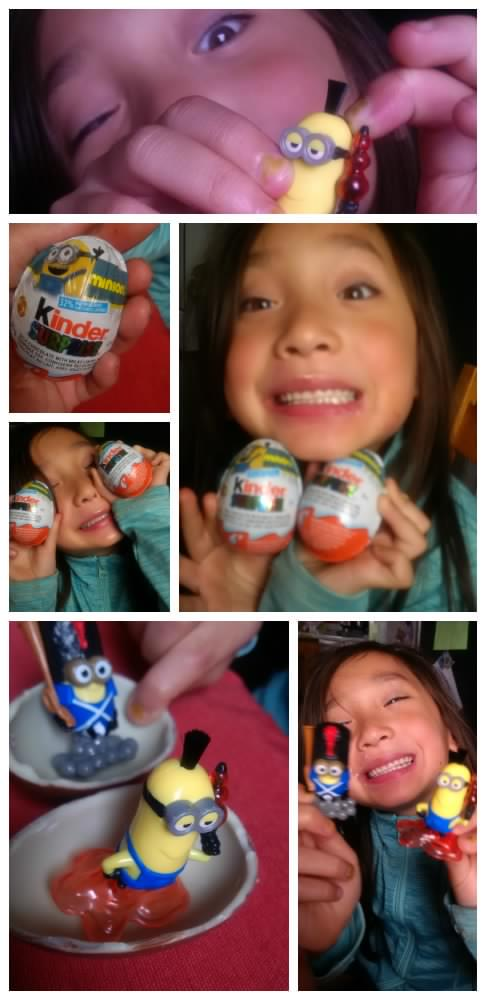 Someone's obsessed with #Minions! This is one happy kid, @KinderCanada 👌 http://t.co/2pvyBTGGM5 #KinderMom http://t.co/s027mXieoz