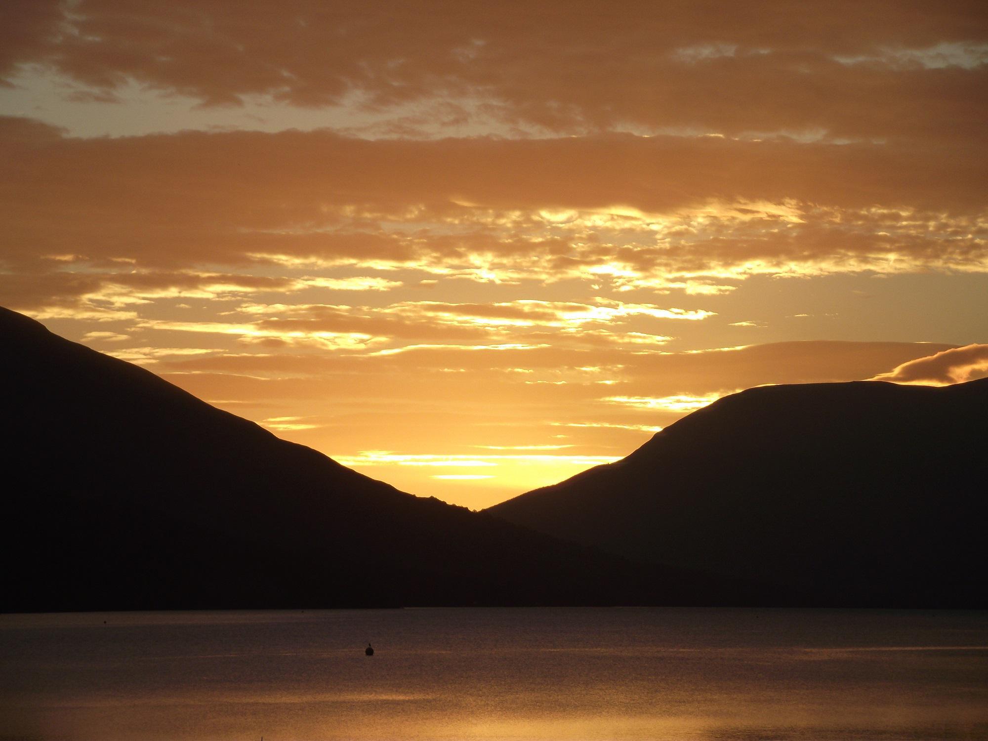 Filmato amatoriale cattura delle strane nuvole in Scozia. Caso UFO?