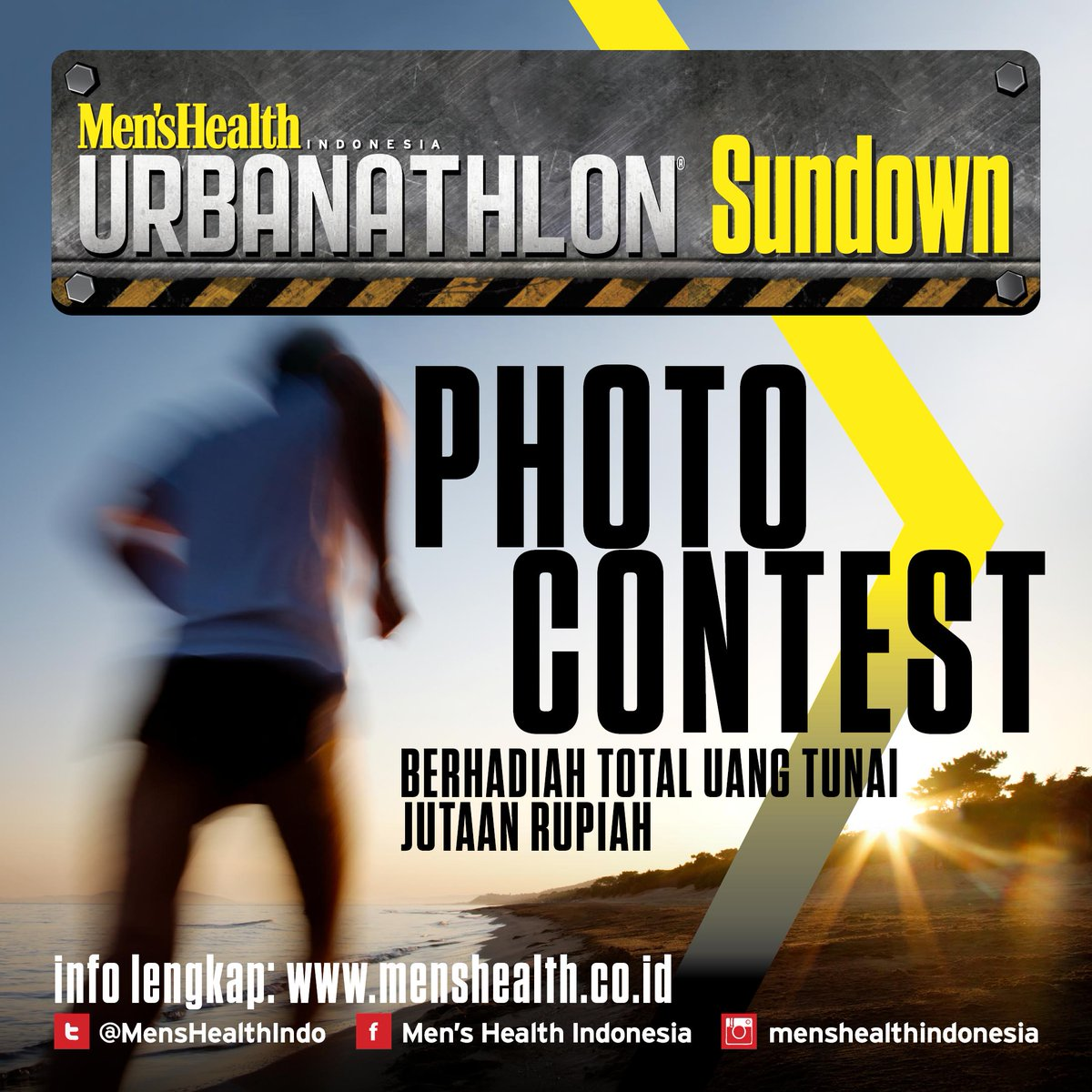 Men's Health Urbanathlon 2015 photos