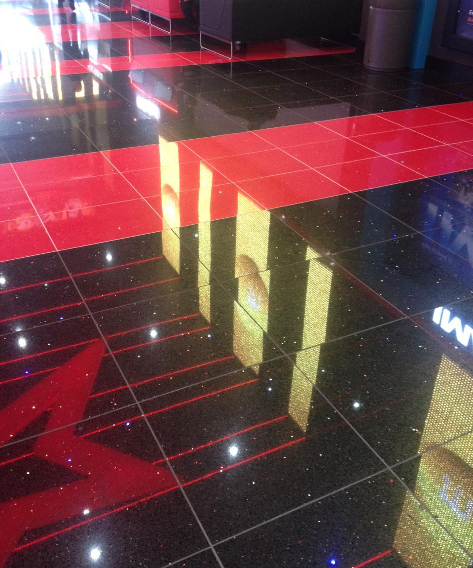 Abcd tiles on twitter euxton tiles have supplied the floor tiles abcd tiles on twitter euxton tiles have supplied the floor tiles for cineworld in chester the first of several projects around the uk dailygadgetfo Gallery