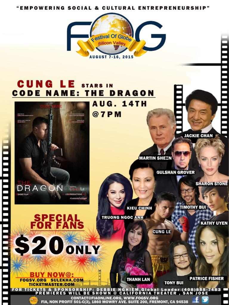 Cung Le on Twitter:
