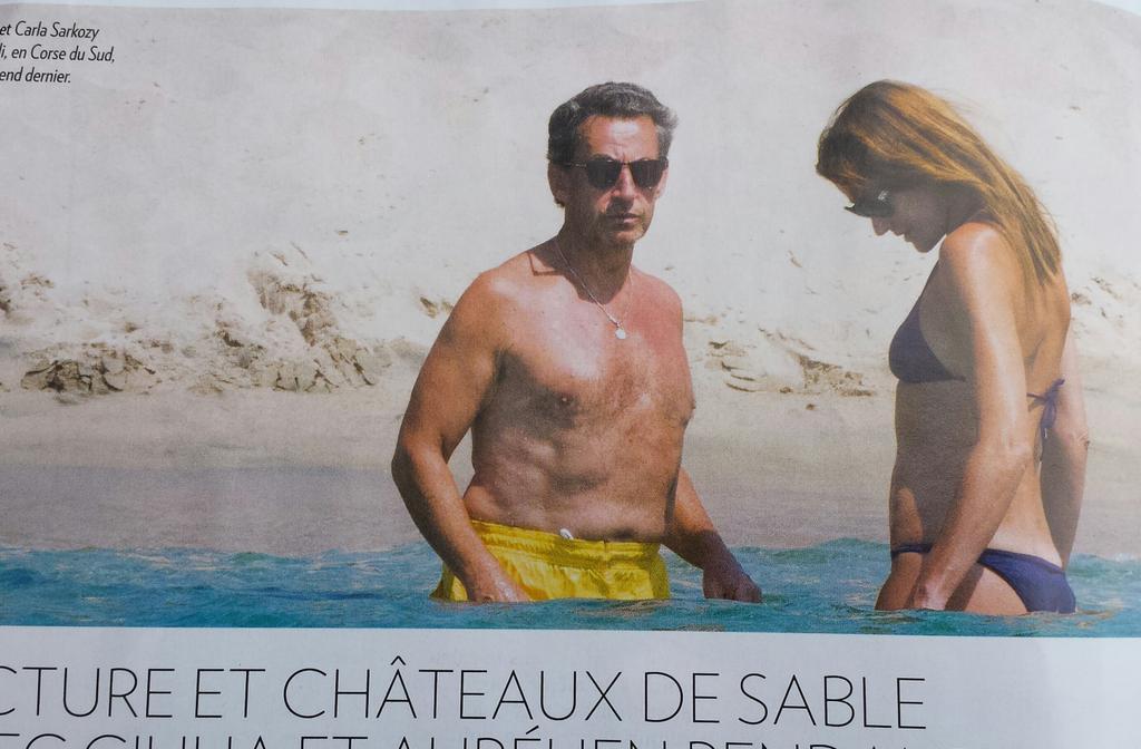Marie Christine Ledu On Twitter Vacances Corses Carla Nicolas Sarkozy Corse Le Parisien Prendredelahauteur Http T Co Kruk6sisfx