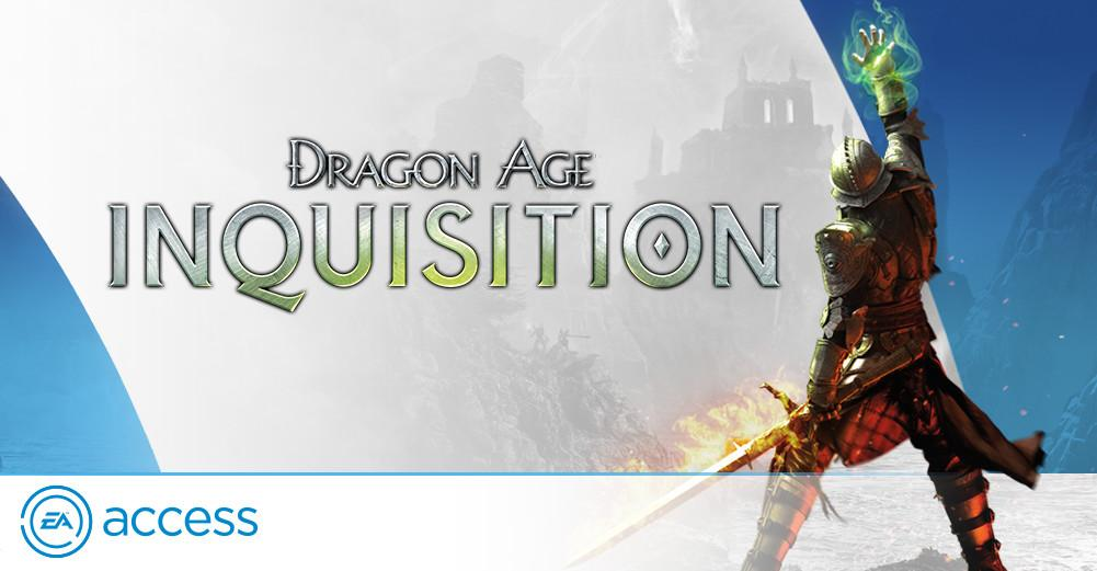 Dragon Age : Inquisition est dans The Vault !  Plus d'infos : http://t.co/BKOh3Sckt8 #EAAccess http://t.co/AHbzEVpRh4