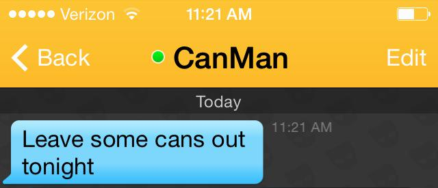 This is the greatest interaction I've ever had on Grindr http://t.co/v6fGjPF3Cd