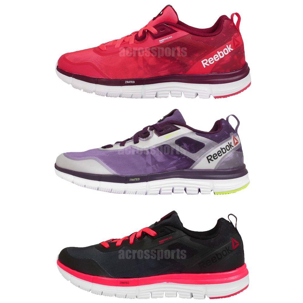 1d9571cb5e6  Reebok Zquick Soul Womens Running Shoes Runner Sneakers Trainers Runner  Pick 1  £79.99 End… ...