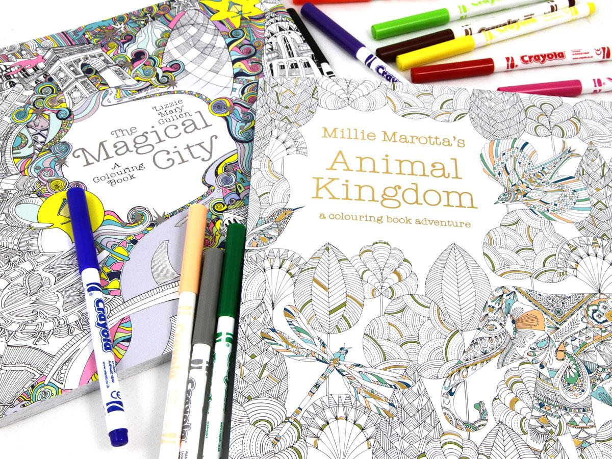 colouring books for adults asda : Asda On Twitter Colouring Books For Grown Ups Are Flying Off Our Shelves They Re Great For A Rainy Day Are You Part Of The Craze