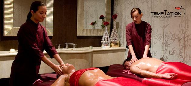 Cancun erotic massage