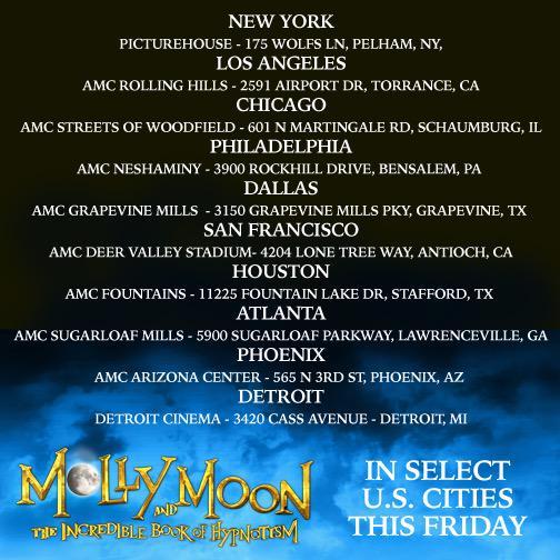 molly moon 2015 imdb