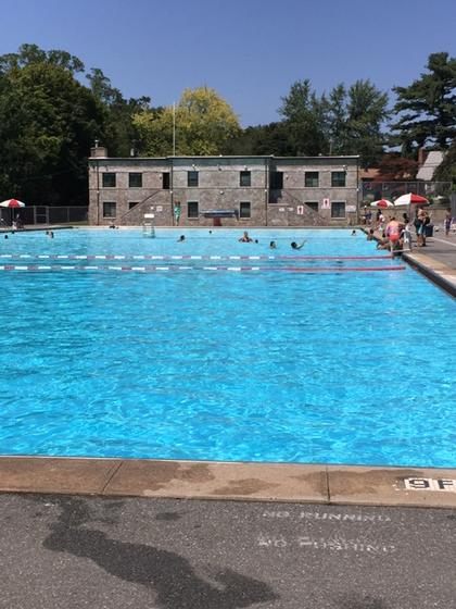Mike Stanton On Twitter Last Day Of Summer At Cranston 39 S Budlong Pool Tomorrow 1 Million