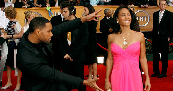 We would be DEVASTATED if Jada Pinkett Smith + Will Smith (or these couples) divorced...