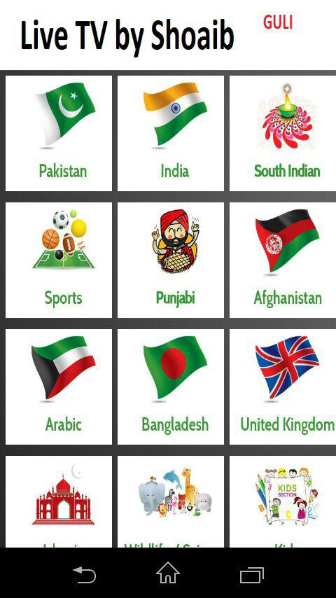 Indian live tv apk free   13 Best Live TV Apps For Android With