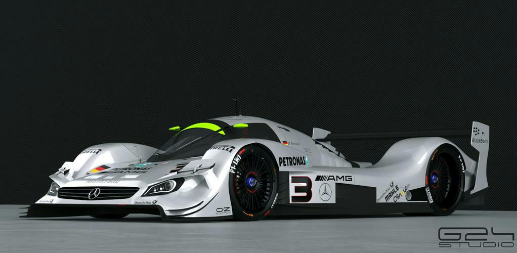 "Sonax Amg Mercedes Clrp Lmp1: F1Writers™ On Twitter: ""Mercedes AMG LMP1 Concept"