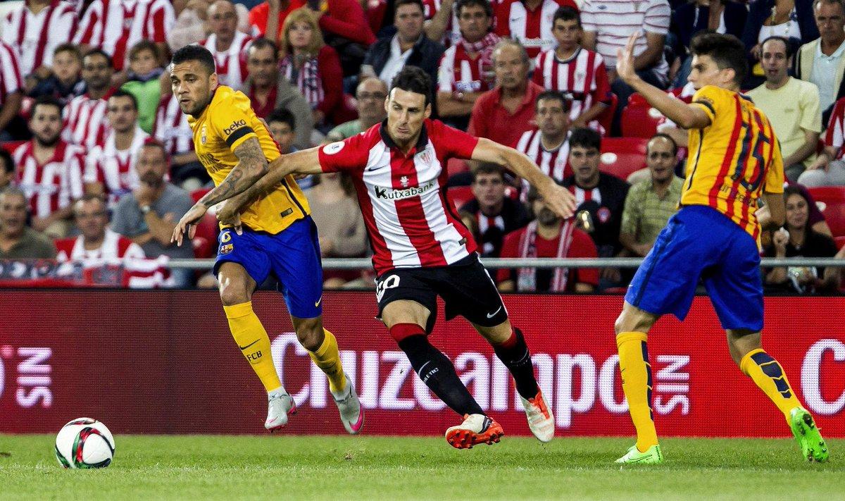 Athletic Bilbao Beat Barça In Spanish Super Cup 1st Leg