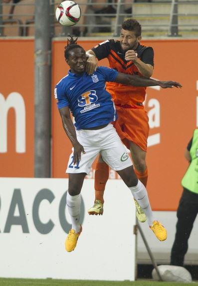 Todorovski involved in a jumping duel