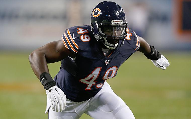 cheap nfl Chicago Bears Sam Acho Jerseys