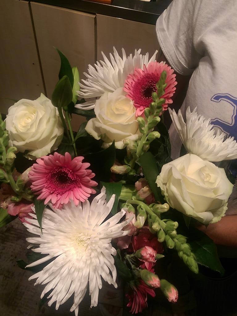 Megs On Twitter Beautiful Flowers For My Beautiful Women