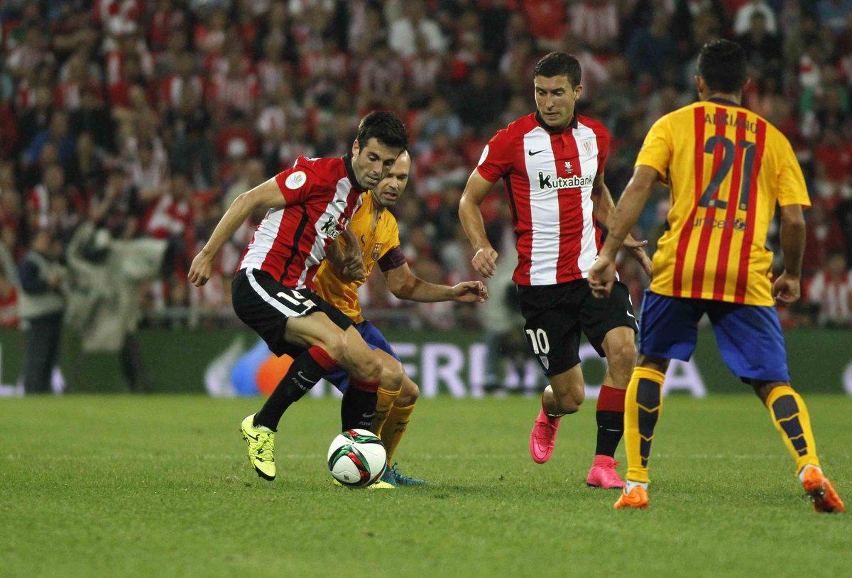 Суперкубок Испании. Атлетик - Барселона 4:0. Арис Адурис атакует! - изображение 4