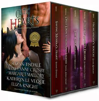 99c! Celtic Hearts bundle @TanyaAnneCrosby @KathrynLeVeque @ElizaKnight @SuzanTisdale & me! http://t.co/oDC9b7b05C http://t.co/R7VzYjwFrN
