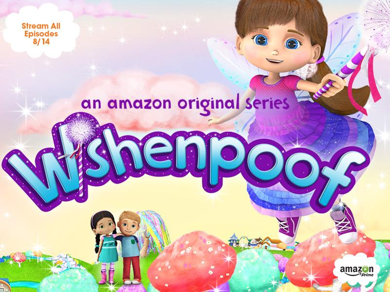 Amazon Studios on Twitter Want to plan your own Wishenpoof party