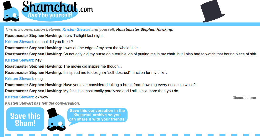 chat puns