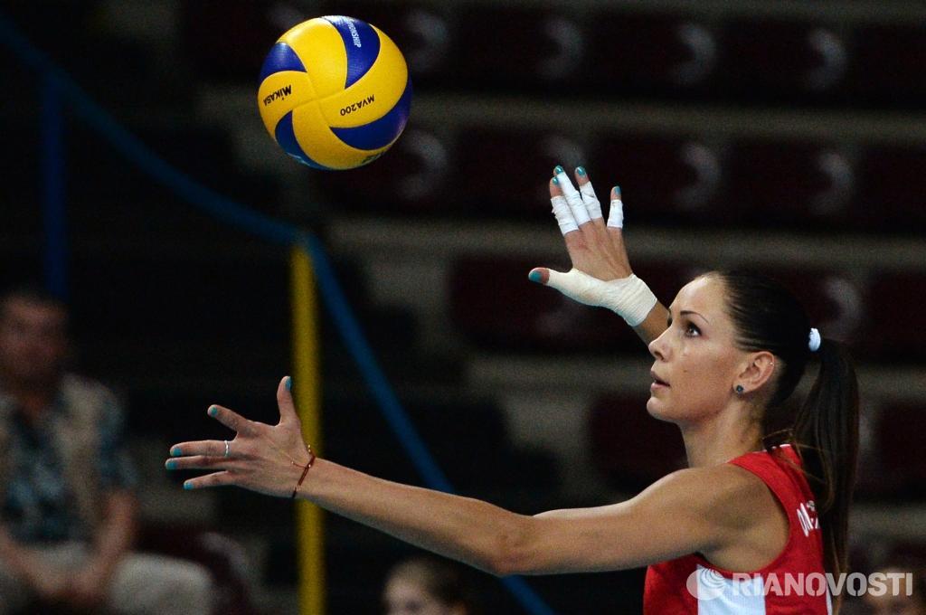 современный фото волейболисток мира суна уступила