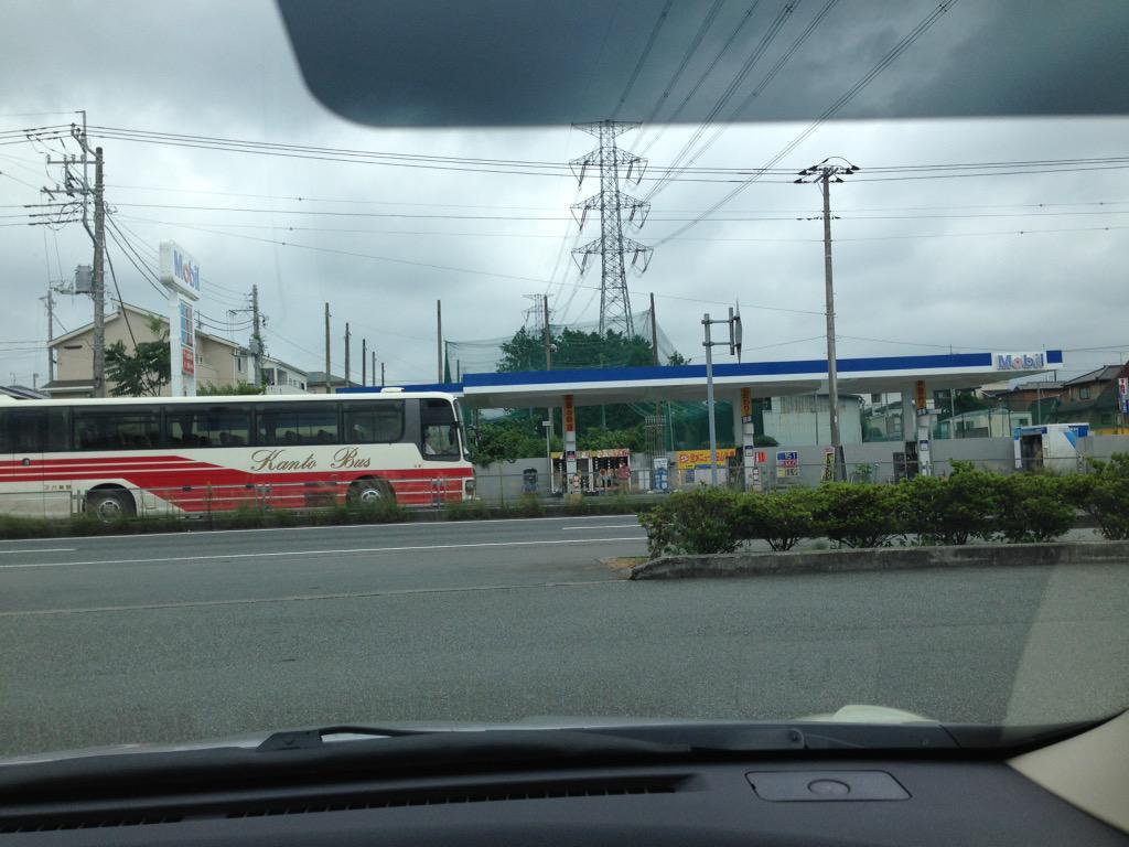 長渕剛の10万人オールナイトライブのシャトルバスだらけやな。(* 'ω') http://t.co/Rml5uJ4gTq