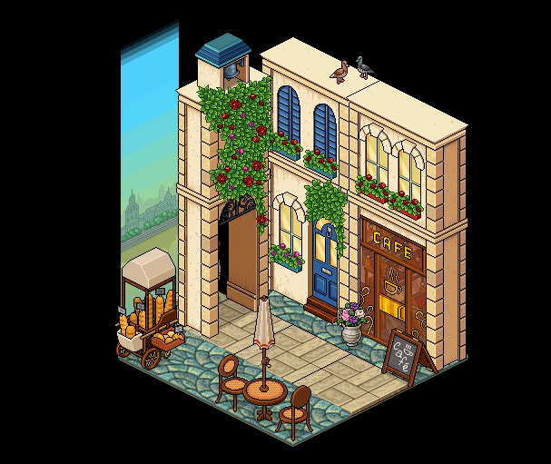 Better Habbo Hotel Rooms