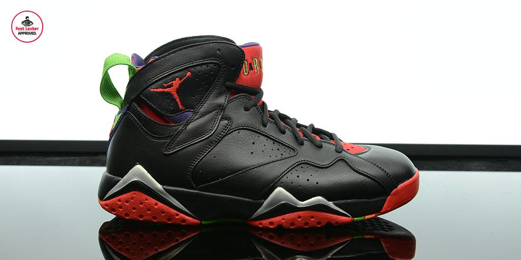 best authentic ad6ed efe29 The Air  Jordan 7 Retro  Marvin The Martian  drops online tomorrow at 10am