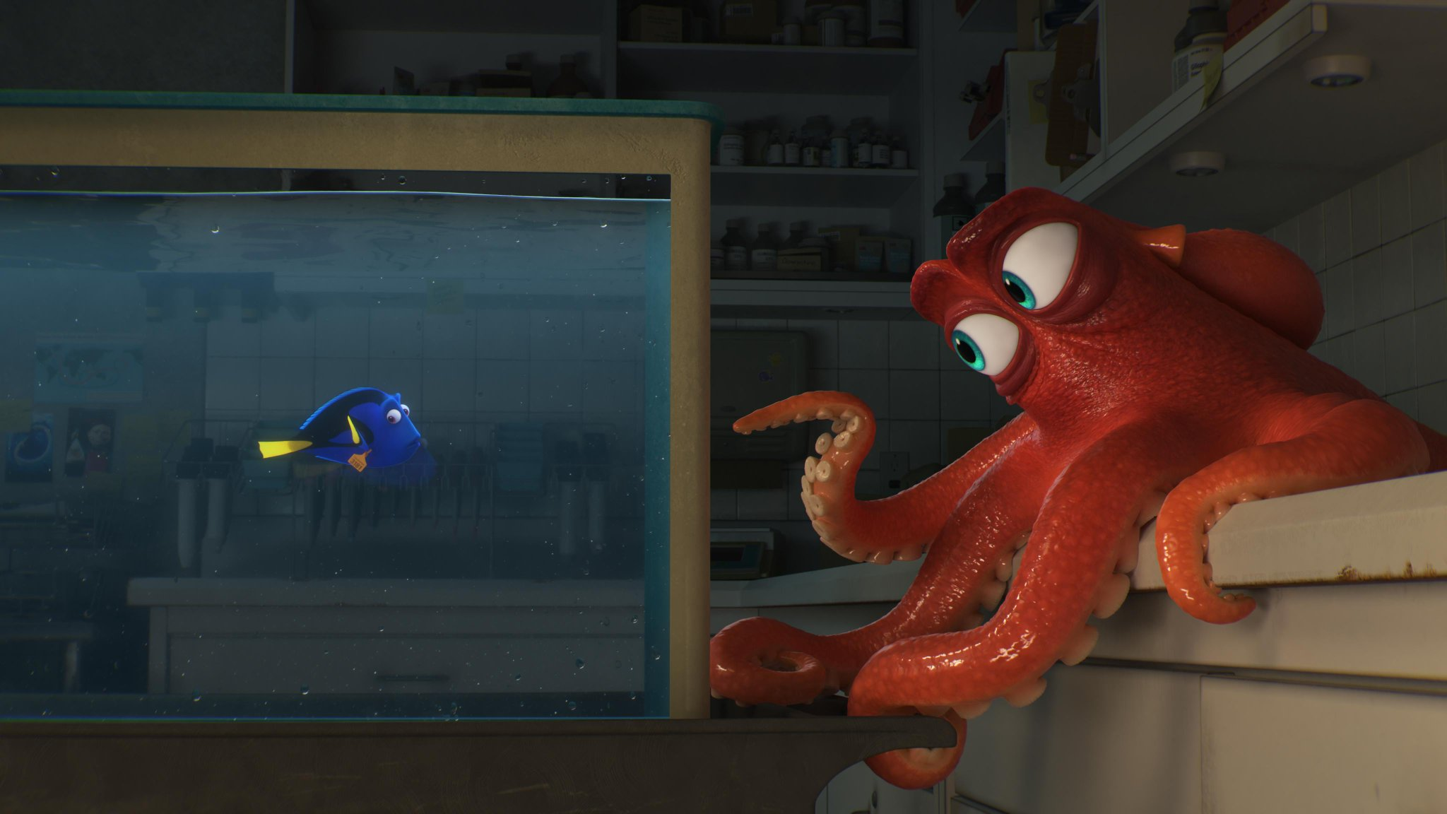 Finding Dory Voice Cast Revealed 1