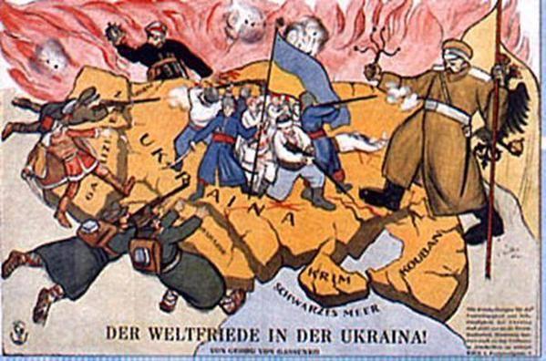"""Нам противостоят военные подразделения регулярной армии РФ, сформированные по модели """"Ваффен-СС"""", - Турчинов - Цензор.НЕТ 1642"""