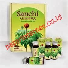 manfaat dan khasiat sanchi ginseng